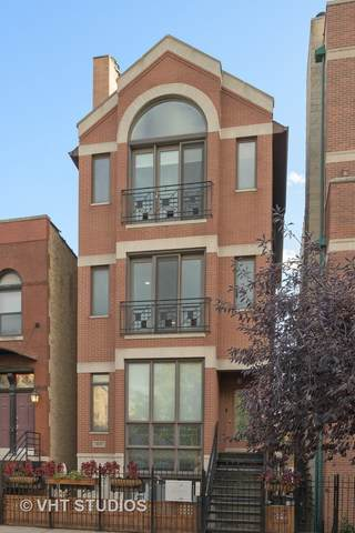 1637 W Le Moyne Street #2, Chicago, IL 60622 (MLS #10963554) :: The Wexler Group at Keller Williams Preferred Realty