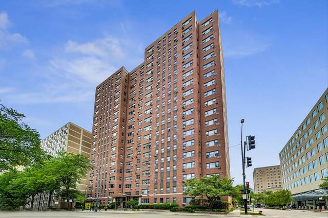 2909 N Sheridan Road #1204, Chicago, IL 60657 (MLS #10963568) :: Touchstone Group
