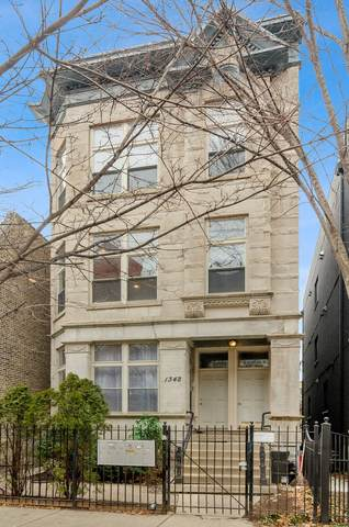 1342 N Claremont Avenue 2F, Chicago, IL 60622 (MLS #10963615) :: The Perotti Group