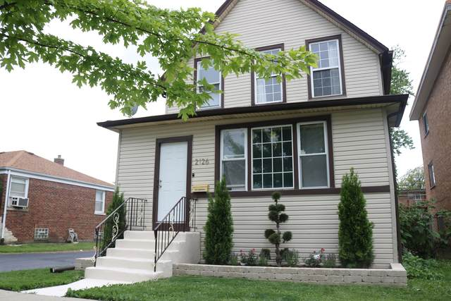 2126 S 14th Avenue, Broadview, IL 60155 (MLS #10963616) :: Suburban Life Realty