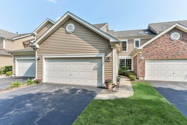 279 Spring Creek Circle, Schaumburg, IL 60173 (MLS #10963627) :: Schoon Family Group