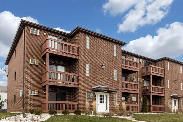 1108 Cedar Street 1A, Glendale Heights, IL 60139 (MLS #10963630) :: The Wexler Group at Keller Williams Preferred Realty