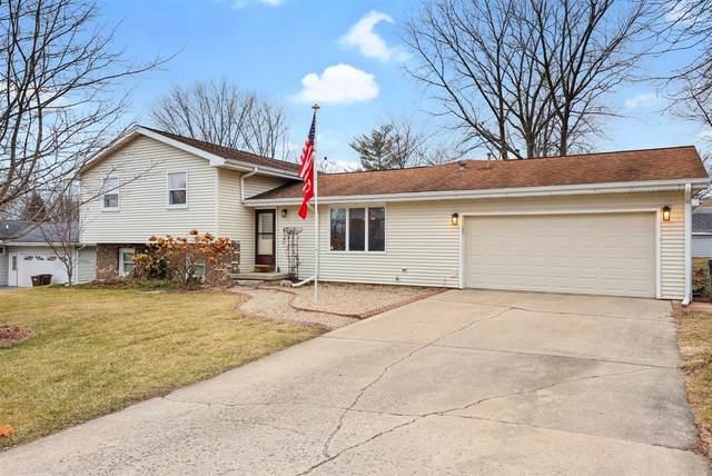 409 Weathering Drive, Mahomet, IL 61853 (MLS #10963781) :: Schoon Family Group