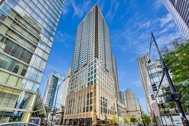 2 E Erie Street #2214, Chicago, IL 60611 (MLS #10963785) :: Touchstone Group