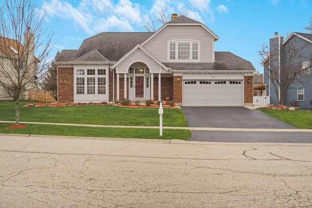 269 Village Lane, Bartlett, IL 60103 (MLS #10963843) :: Suburban Life Realty
