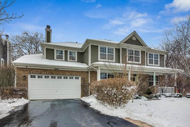 464 Wentworth Circle, Cary, IL 60013 (MLS #10963870) :: The Spaniak Team
