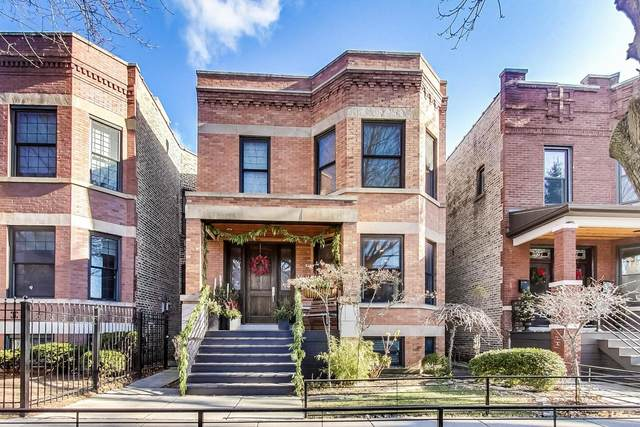 3511 N Claremont Avenue, Chicago, IL 60618 (MLS #10963877) :: Suburban Life Realty