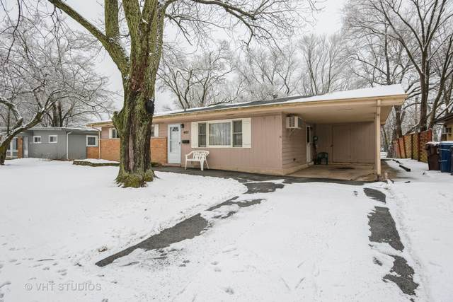 465 Shabbona Drive, Park Forest, IL 60466 (MLS #10963882) :: Schoon Family Group