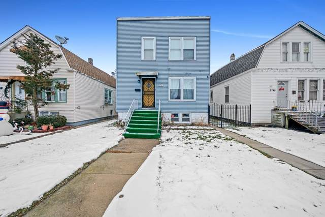 5741 S Fairfield Avenue, Chicago, IL 60629 (MLS #10963890) :: The Wexler Group at Keller Williams Preferred Realty
