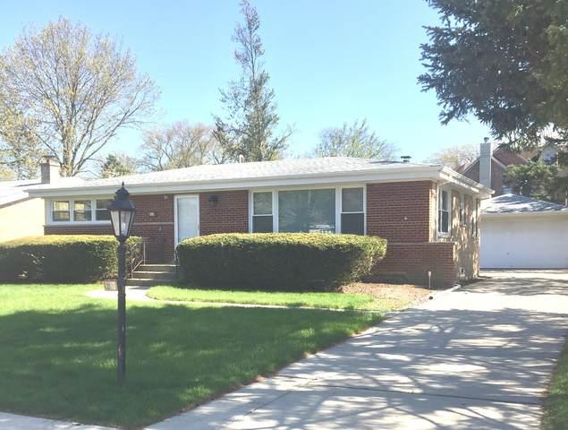 3521 Elmwood Avenue, Wilmette, IL 60091 (MLS #10963912) :: Helen Oliveri Real Estate