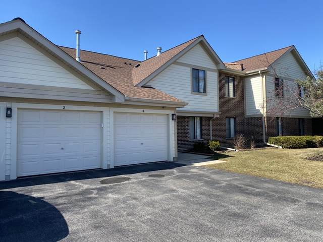 865 E Carriage Lane #3, Palatine, IL 60074 (MLS #10963927) :: The Spaniak Team