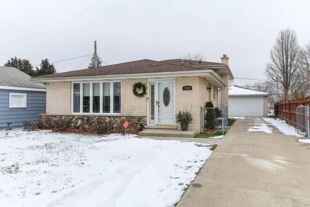 7409 S Oketo Avenue, Bridgeview, IL 60455 (MLS #10964018) :: The Wexler Group at Keller Williams Preferred Realty