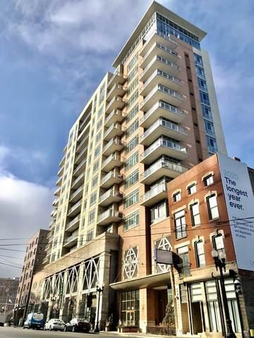 230 W Division Street #508, Chicago, IL 60610 (MLS #10964054) :: Helen Oliveri Real Estate