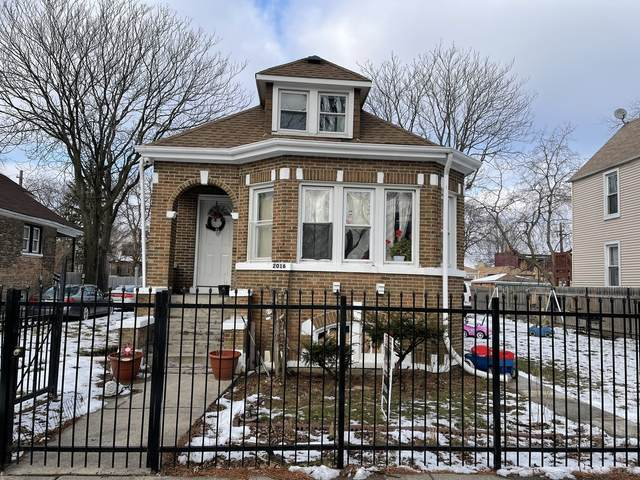 2016 W 68th Place, Chicago, IL 60636 (MLS #10964084) :: The Wexler Group at Keller Williams Preferred Realty
