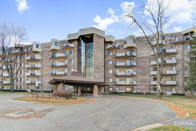 1275 E Baldwin Lane #311, Palatine, IL 60074 (MLS #10964141) :: The Wexler Group at Keller Williams Preferred Realty