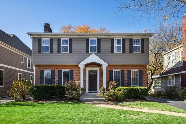 3908 Grove Avenue, Western Springs, IL 60558 (MLS #10964148) :: Suburban Life Realty