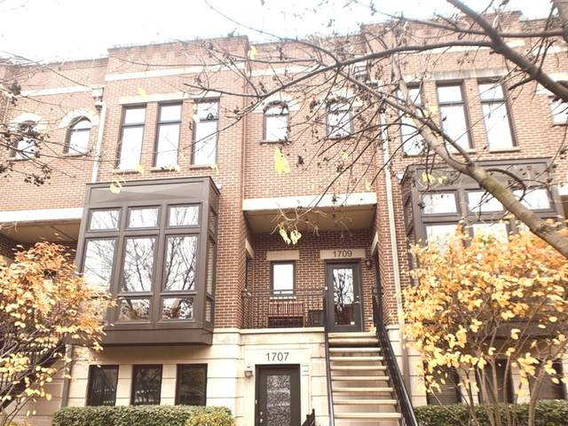 1709 W George Street, Chicago, IL 60657 (MLS #10964164) :: Helen Oliveri Real Estate