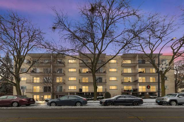 8630 Ferris Avenue #308, Morton Grove, IL 60053 (MLS #10964179) :: The Spaniak Team