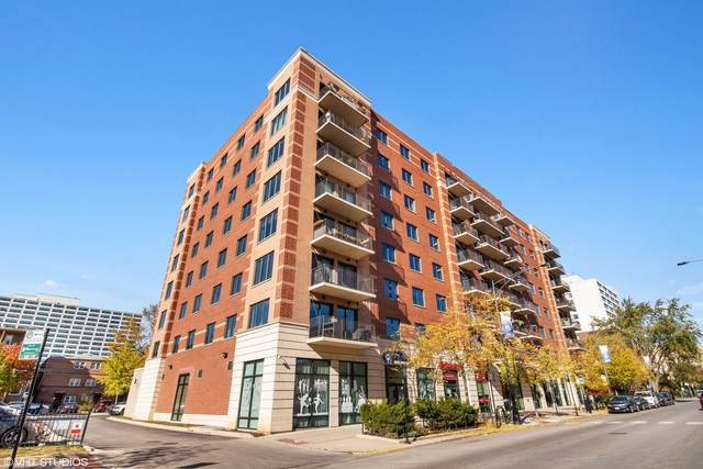 4848 N Sheridan Road #309, Chicago, IL 60640 (MLS #10964194) :: RE/MAX Next