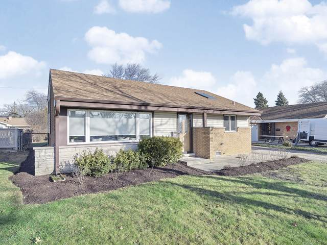 7502 Lyons Street, Morton Grove, IL 60053 (MLS #10964271) :: Helen Oliveri Real Estate