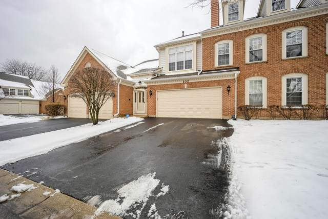 102 Dartmouth Court #102, Glenview, IL 60026 (MLS #10964289) :: The Wexler Group at Keller Williams Preferred Realty