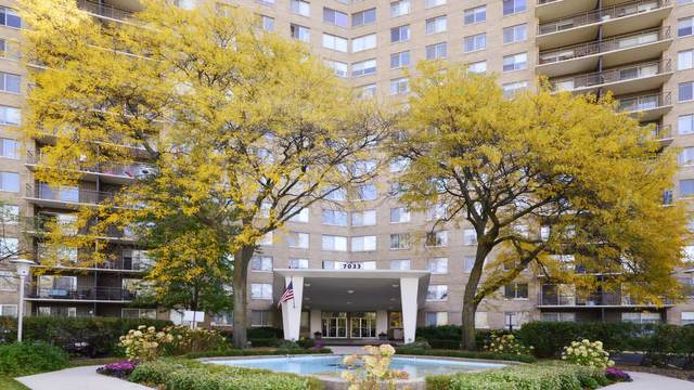 7033 N Kedzie Avenue #1616, Chicago, IL 60645 (MLS #10964338) :: The Wexler Group at Keller Williams Preferred Realty
