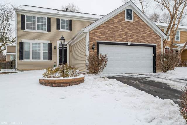1448 Woodbury Circle, Gurnee, IL 60031 (MLS #10964388) :: The Wexler Group at Keller Williams Preferred Realty