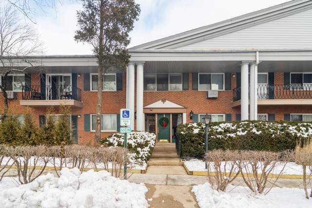 602 E Algonquin Road #109, Arlington Heights, IL 60005 (MLS #10964400) :: The Wexler Group at Keller Williams Preferred Realty