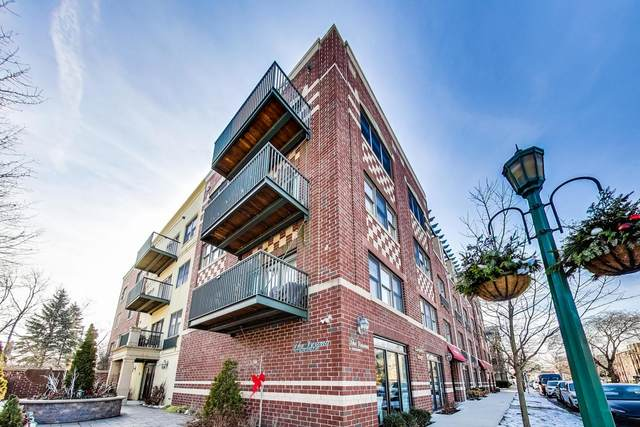 1107 Greenleaf Avenue 4H, Wilmette, IL 60091 (MLS #10964459) :: Jacqui Miller Homes