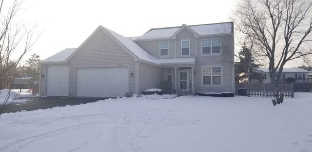 552 Sparrow Court, Lindenhurst, IL 60046 (MLS #10964534) :: Suburban Life Realty