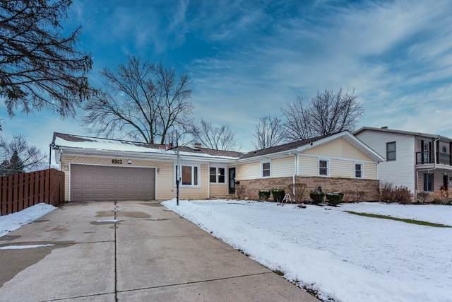 8901 Forest Lane, Hickory Hills, IL 60457 (MLS #10964569) :: Suburban Life Realty