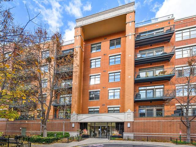 333 N Jefferson Street #302, Chicago, IL 60661 (MLS #10964597) :: The Wexler Group at Keller Williams Preferred Realty