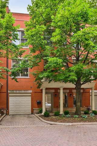 468 N Clinton Street, Chicago, IL 60654 (MLS #10964716) :: Helen Oliveri Real Estate