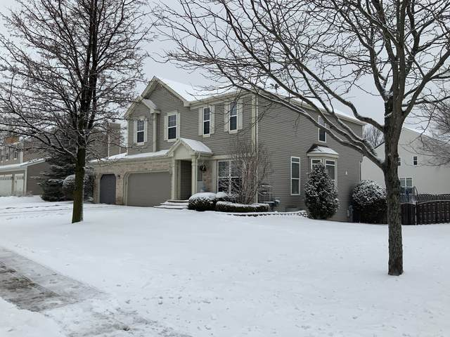 1101 N Knight Court, Port Barrington, IL 60010 (MLS #10964764) :: Janet Jurich