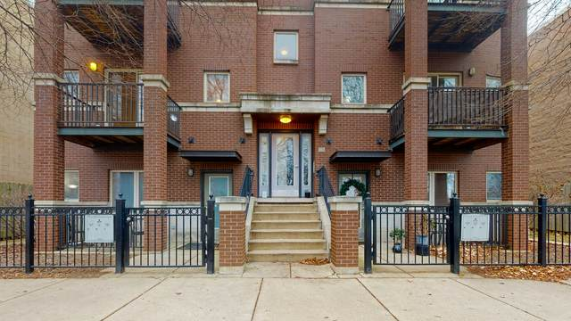 1226 S Blue Island Avenue #201, Chicago, IL 60608 (MLS #10964793) :: The Wexler Group at Keller Williams Preferred Realty