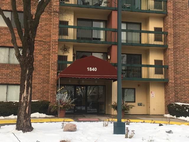 1840 Huntington Boulevard #202, Hoffman Estates, IL 60169 (MLS #10964837) :: The Spaniak Team