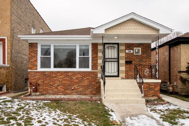 154 E 120th Street, Chicago, IL 60628 (MLS #10964903) :: Schoon Family Group