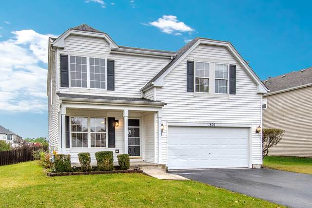 1802 Northshire Drive, Plainfield, IL 60586 (MLS #10964947) :: Schoon Family Group
