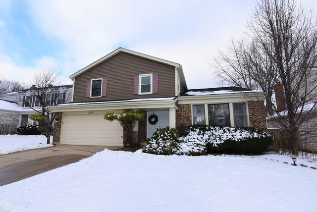 1317 Devonshire Road, Buffalo Grove, IL 60089 (MLS #10965012) :: Jacqui Miller Homes