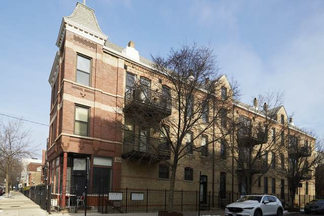 1501 N Bosworth Avenue 1A, Chicago, IL 60642 (MLS #10965018) :: The Wexler Group at Keller Williams Preferred Realty