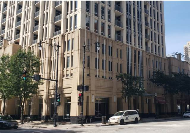 1250 S Michigan Avenue #506, Chicago, IL 60605 (MLS #10965021) :: BN Homes Group