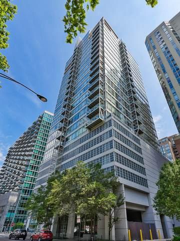 653 N Kingsbury Street #807, Chicago, IL 60654 (MLS #10965063) :: The Wexler Group at Keller Williams Preferred Realty