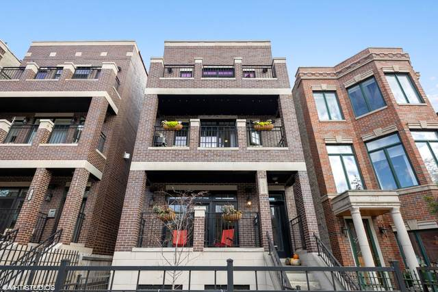 2729 N Southport Avenue #1, Chicago, IL 60614 (MLS #10965121) :: John Lyons Real Estate