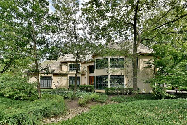207 Ambriance Drive, Burr Ridge, IL 60527 (MLS #10965157) :: The Perotti Group