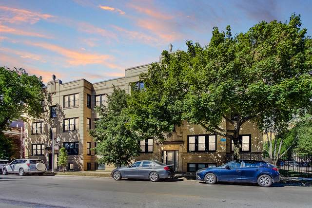 3422 N Racine Avenue #3, Chicago, IL 60657 (MLS #10965174) :: Helen Oliveri Real Estate