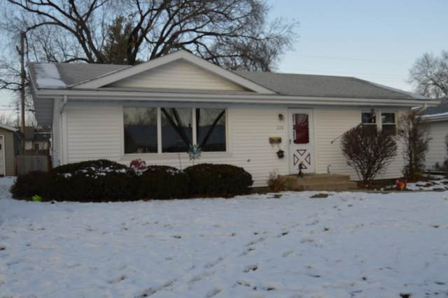 228 Robinson Drive, Morris, IL 60450 (MLS #10965223) :: The Wexler Group at Keller Williams Preferred Realty