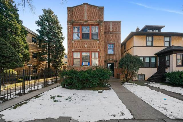 2217 W Touhy Avenue, Chicago, IL 60645 (MLS #10965274) :: Helen Oliveri Real Estate