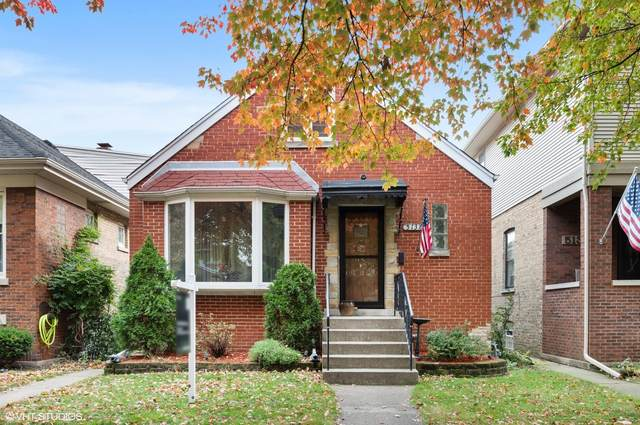 5137 N Mason Avenue, Chicago, IL 60630 (MLS #10965280) :: The Wexler Group at Keller Williams Preferred Realty