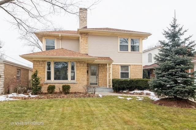 1526 Lathrop Avenue, River Forest, IL 60305 (MLS #10965288) :: The Spaniak Team
