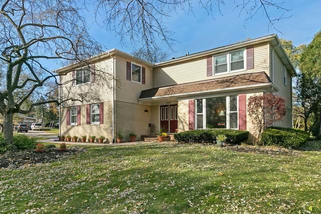 1302 W Bedford Drive, Palatine, IL 60067 (MLS #10965314) :: The Dena Furlow Team - Keller Williams Realty